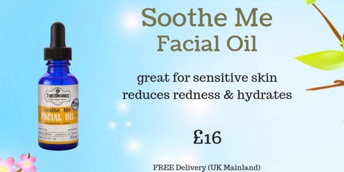 Facial Oil Soothe